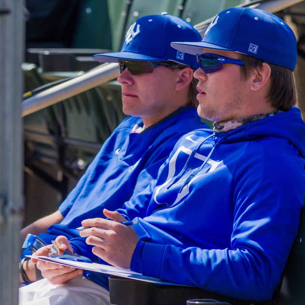 Kevin McHugh and Carson McKoon