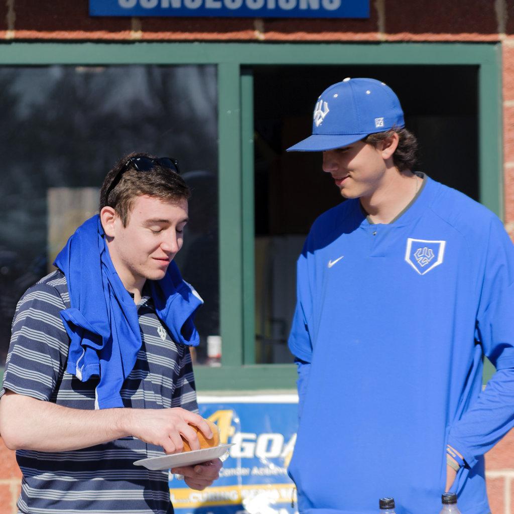 Cory Paton and Jack Boyce